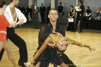 Dmytro Wloch & Olga Urumova at International Dance Masters Mannheim 2008