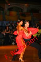 Dmytro Wloch & Olga Urumova at Dutch Open 2008
