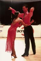 Dmytro Wloch & Olga Urumova at Kyiv Open 2008