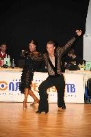 Dmytro Wloch & Olga Urumova at Ukrainian Championships 2009