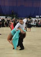 Sergey Nagula & Anastasiya Glukhova at