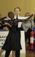Daniil Ryazanov & Ekaterina Berdetskaya at