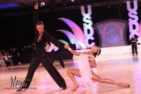 Dmytro Wloch & Viktoriya Kharchenko at USDC 2011