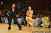 Dmytro Wloch & Viktoriya Kharchenko at Odesa Open Cup