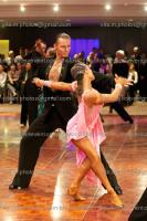 Dmytro Wloch & Viktoriya Kharchenko at London Ball 2011