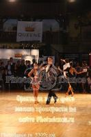 Dmytro Wloch & Viktoriya Kharchenko at Dutch Open 2011