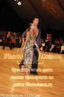Dmytro Wloch & Viktoriya Kharchenko at WDC Disney Resort 2011