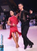 Dmytro Wloch & Viktoriya Kharchenko at Ukraine Championships 2012