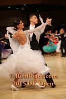 Angelo Gaetano & Clarissa Morelli at