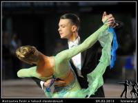 Cezary Szymanski & Agata Szweda at