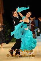 Photo of Dusan Dragovic & Greta Laurinaityte
