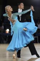 Aleksandr Kuriganov & Maria-louise Hougesen at