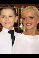 Elliot Blant-Harwood & Mia Linnik-Holden at