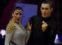 Egor Kondratenko & Evangeline Norgaard at
