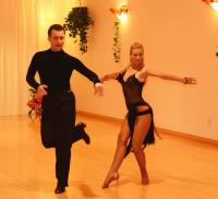 Vlad Astafiev & Linda Gergye at