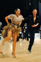 Magnus Henriksen Jensen & Emma Rise Adrian at