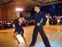Eugene Katsevman & Maria Manusova at Millenium Dancesport 2006
