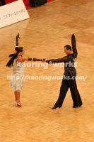 Sergey Sourkov & Agnieszka Melnicka at WDC Asian Open 2011