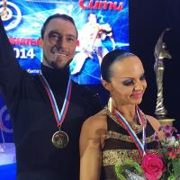 Sergey Sourkov & Agnieszka Melnicka at