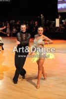 Kyrylo Dovgalin & Charlotte Plant at