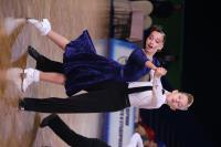 Evgenij Bodyaev & Kristina Mironova at