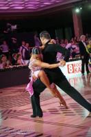 Kirill Belorukov & Polina Teleshova at