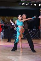 Vlad Astafiev & Annie He Xiao at