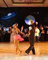 Kamil Studenny & Kateryna Trubina at Millenium Dancesport 2006