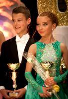 Lewis Tutty & Sophie Heyworth at