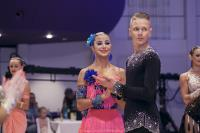 Dmitry Prisyazhnyy & Nikola Folcova at