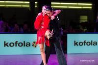 Pavel Mandlik & Sarah Johannesova at