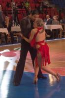 Pavel Mandlik & Sarah Johannesova at