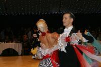 Mark Elsbury & Olga Elsbury at WDC Disney Resort 2012