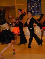 Photo of Jason Chao Dai & Elizabeth Satarov