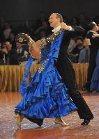 Stanislav Tereshchenko & Elina Katsman at