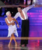 Michal Malitowski & Joanna Leunis at WDC World Professional Latin Championships 2007
