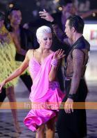 Michal Malitowski & Joanna Leunis at WDC World Professional Latin Championships 2007