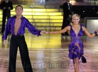 Michal Malitowski & Joanna Leunis at Kremlin Cup 2007
