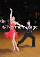 Sean Finnegan & Michelle Mutuleasa at