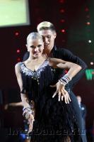Kirill Belorukov & Elvira Skrylnikova at Autumn Star 2010