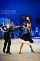 Kirill Belorukov & Elvira Skrylnikova at Winter Star 2011