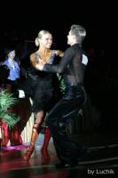 Kirill Belorukov & Elvira Skrylnikova at Kyiv Dance Festival 2010