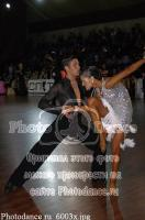 Kirill Belorukov & Elvira Skrylnikova at Russian Cup - 2011