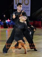 Kirill Belorukov & Elvira Skrylnikova at Moscow Star 2011