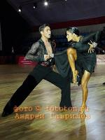 Kirill Belorukov &amp; Elvira Skrylnikova at Moscow Star 2011