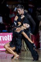 Kirill Belorukov & Elvira Skrylnikova at Autumn Star