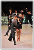 Kirill Belorukov & Elvira Skrylnikova at Dynasty Cup