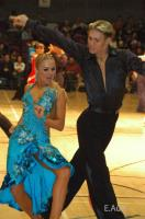 Kirill Belorukov & Elvira Skrylnikova at International Championships 2008