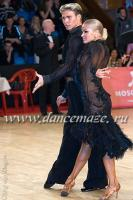 Kirill Belorukov & Elvira Skrylnikova at Moscow Star 2009