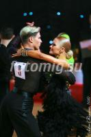 Kirill Belorukov & Elvira Skrylnikova at Moscow Star 2010